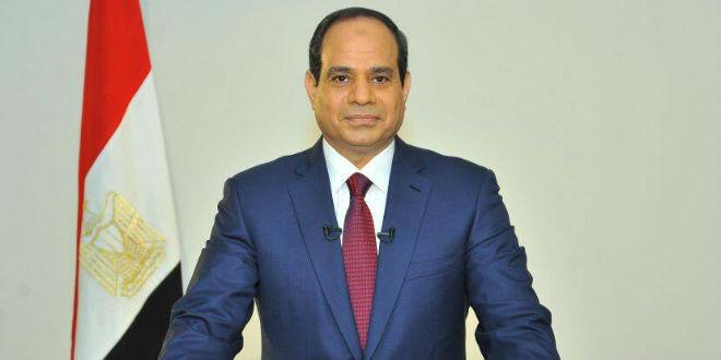 President al-Sisi.